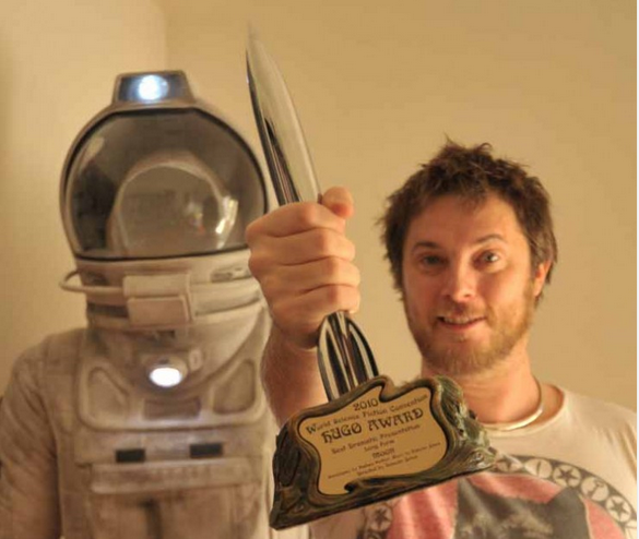 Duncan Jones Hugo Award 2010