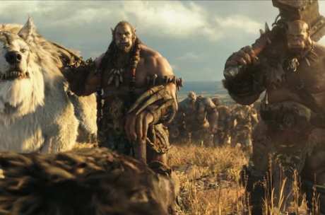 WARCRAFT Durotan and Ogrim