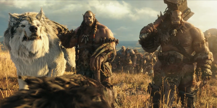 THE WARCRAFT TRAILER IS HERE!!!!