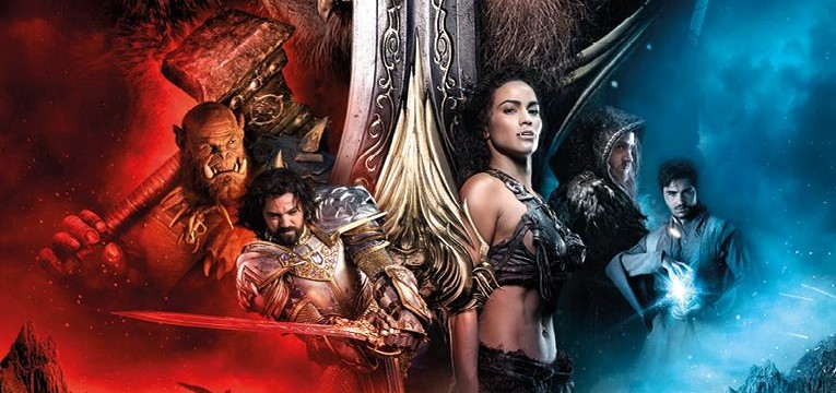 New WARCRAFT TV Spot And Poster