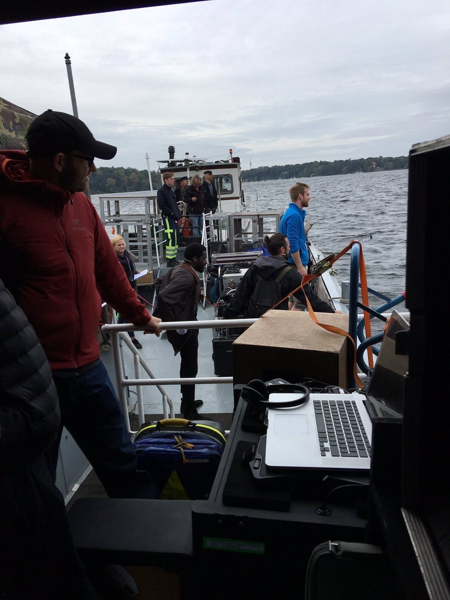 Dunca Jones' MUTE Begins Shooting On The Water