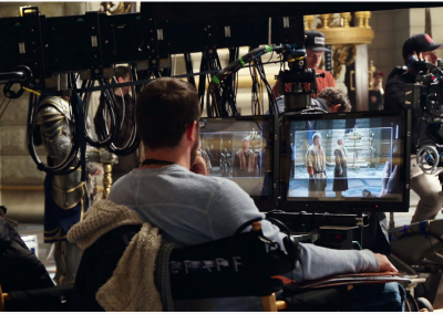 Warcraft - Duncan Jones On Set