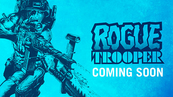 ROGUE TROOPER - Coming Soon from Duncan Jones and 2000AD and Liberty Films