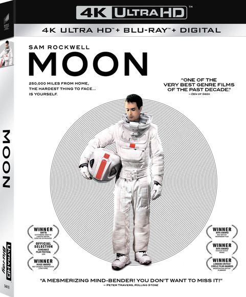 MOON 4K ULTRA HD + Blu-ray 10th Anniversary Release on July 16th 2019